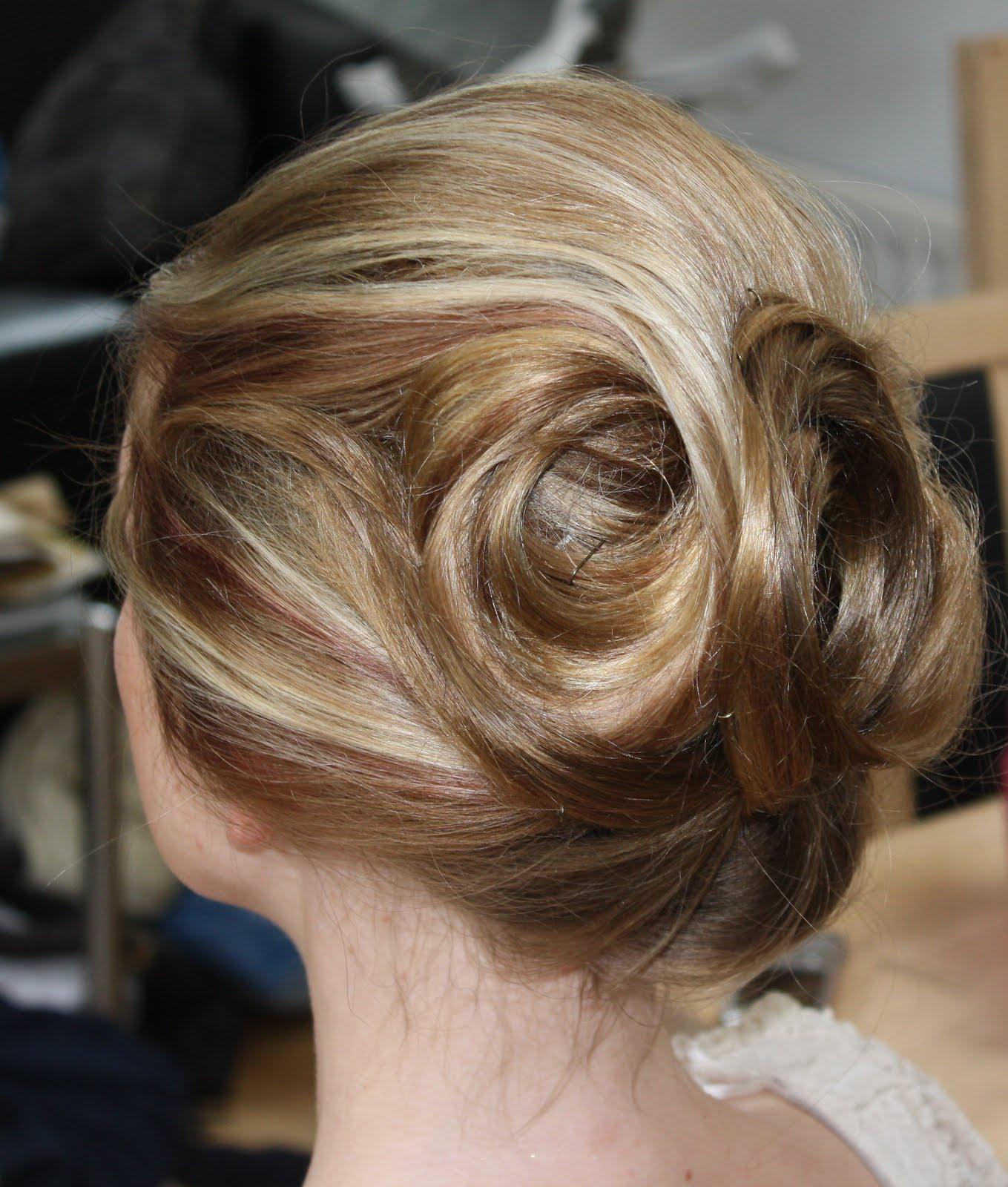 Hair Up Doassic Looks Hair Trends Hair Up Do Style Hairdressing