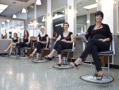 should employees salon dress themselves